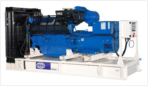 Дизельные генераторы P1000P1/P1100E1